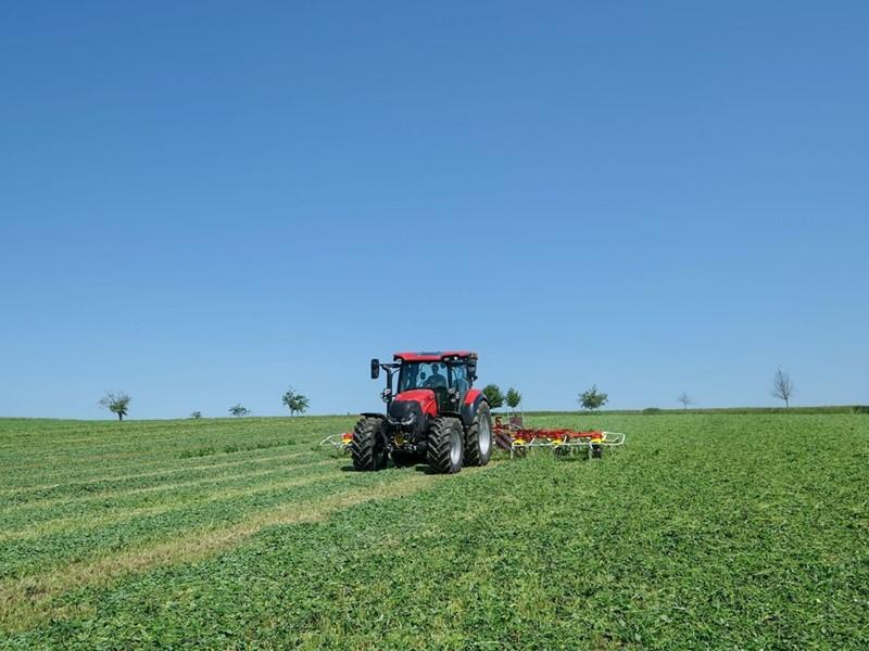 Case IH Adds New Vestrum Series Tractor to Livestock Lineup