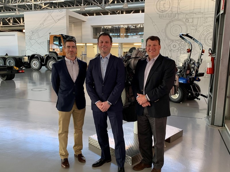 FPT INDUSTRIAL NORTH AMERICA WELCOMES NEW ADDITIONS