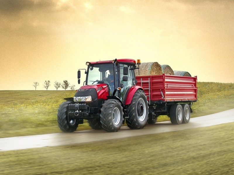 Case IH showcases its powerful line-up at Izmir AgroExpo 2020 in Turkey