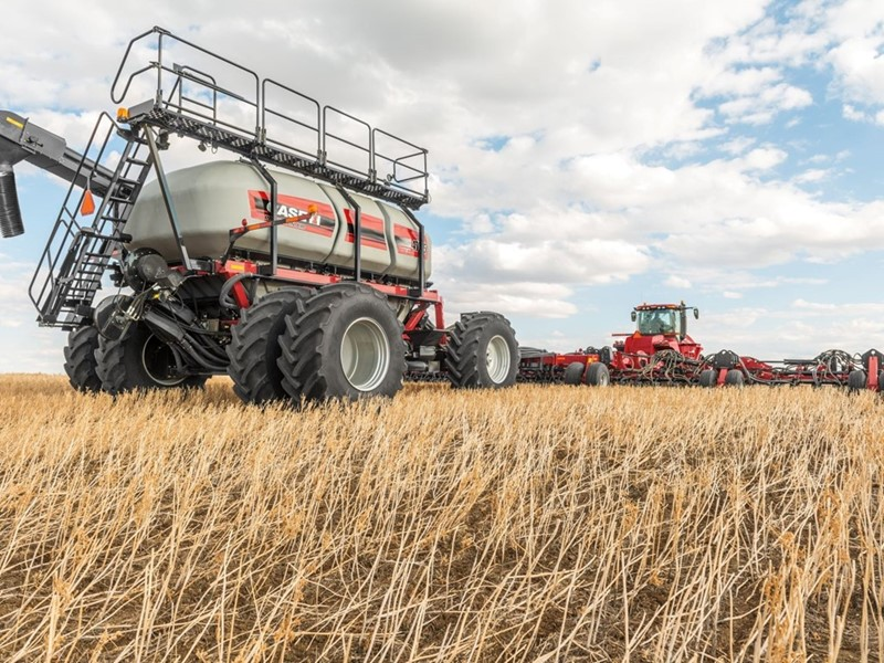 Case IH Announces Enhancements for Lineup of Precision Air Carts