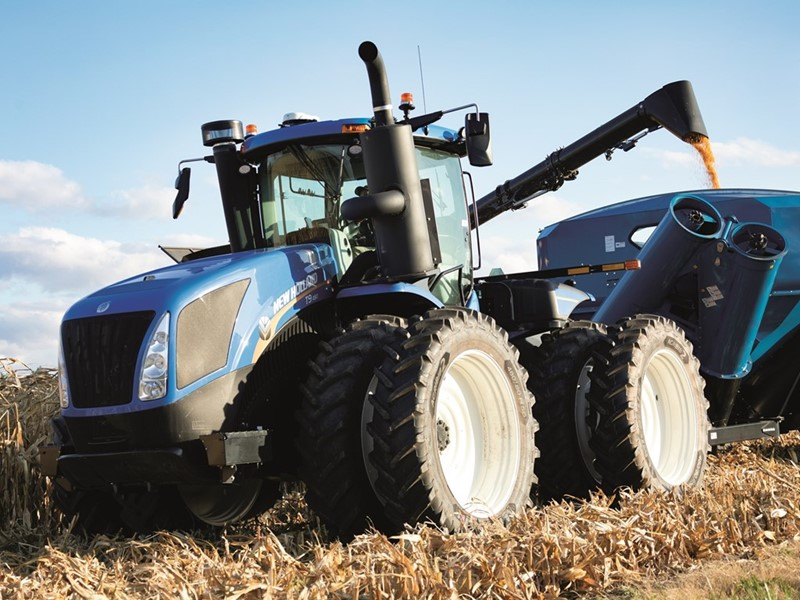 New Holland unveils T9 with PLM Intelligence, its most powerful and connected tractor to date