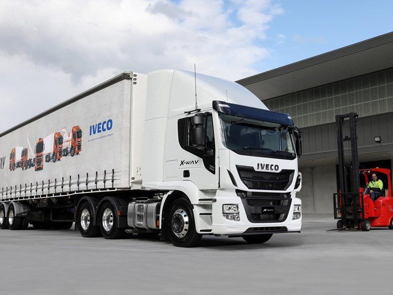 The countdown is on – stunning new IVECO X-Way range launches soon