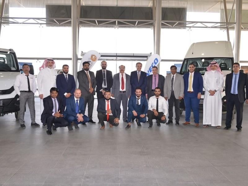 Arabian Auto Agency presents IVECO range