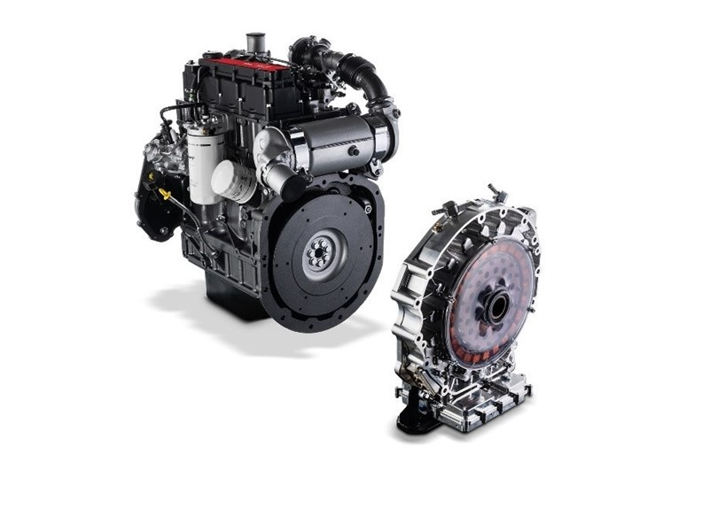 FPT INDUSTRIAL PRESENTS NEW F28 HYBRID ENGINE AT CONEXPO