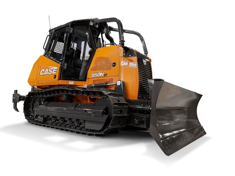 CASE Unveils Next-Gen Dozer at CONEXPO-CON/AGG 2020
