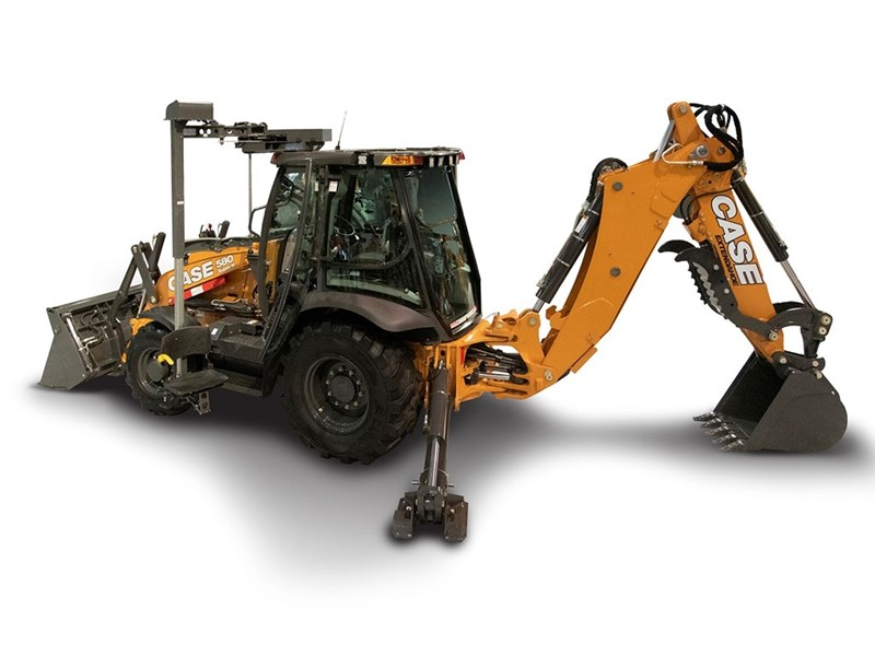 CASE Highlights Accessibility and Workforce Inclusivity with Accessible Backhoe Loader at CONEXPO-CON/AGG 2020