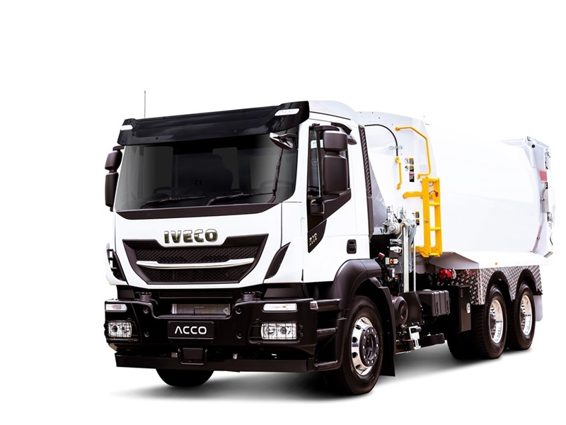 IVECO to preview next gen Euro6 ACCO at TMC Trailers Trucking Industry Show