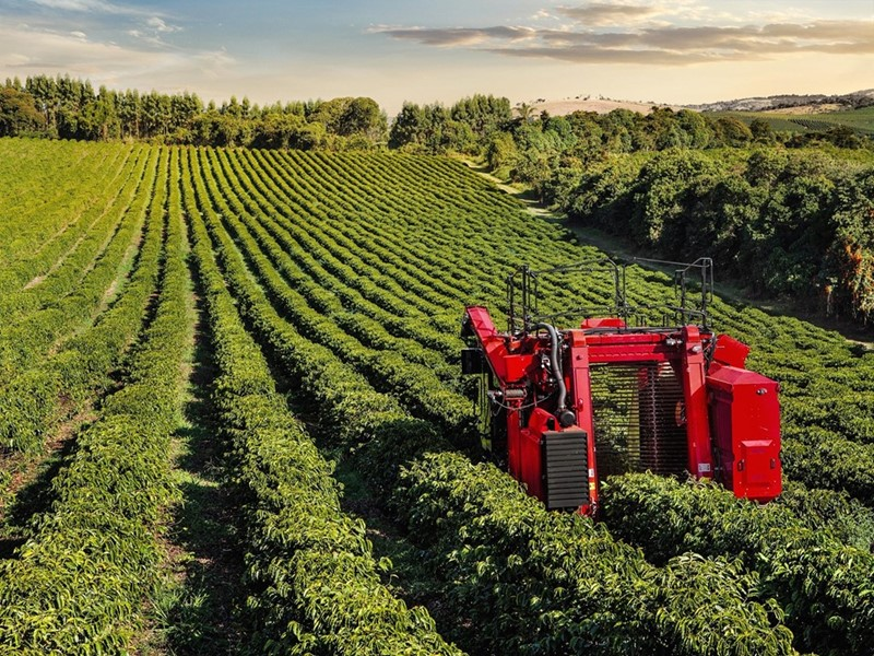 World-leading coffee harvesting technology comes to South East Asia with Case IH Coffee Express