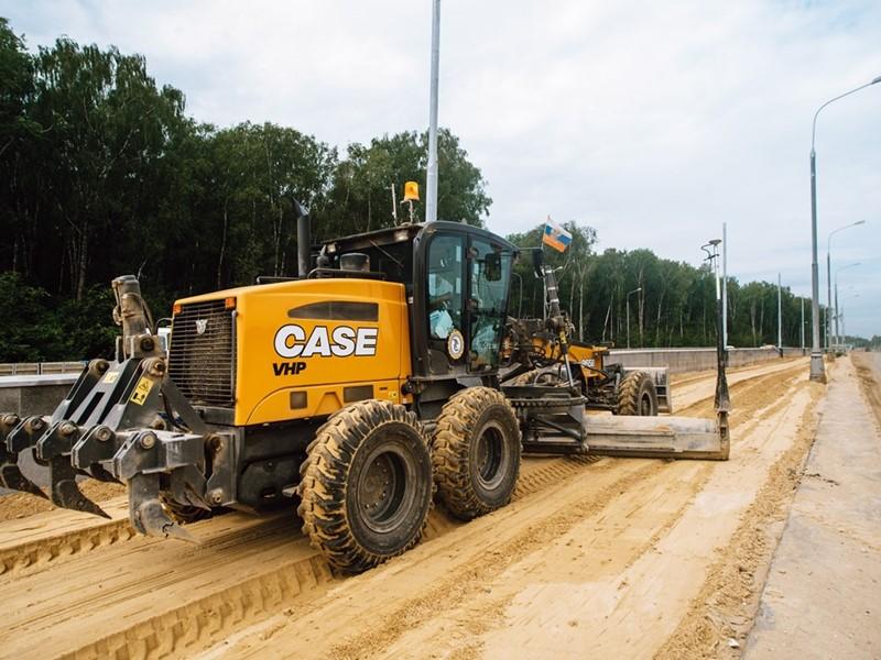 Грейдеры CASE: эффективное решение в преддверии активного строительного сезона