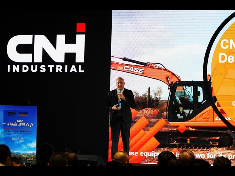 一寸初心,逐鹿天下 - 2020 凯斯纽荷兰工业工程机械经销商大会完美收官