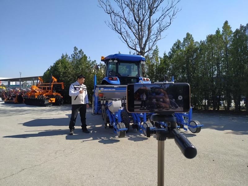 TÜRKTRAKTÖR SUPPORTS TURKISH AGRICULTURE WITH ONLINE TRAINING PROGRAM