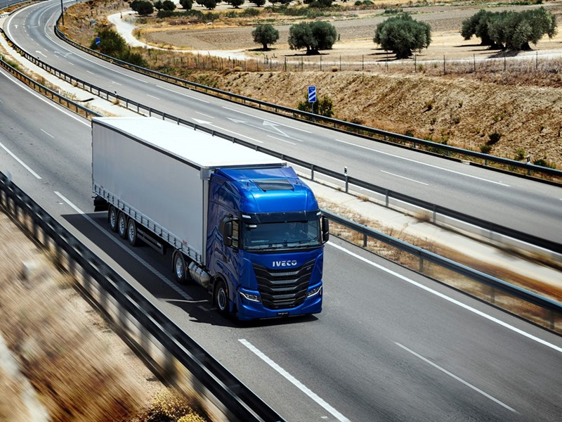 IVECO welcomes Germany Parliamentary Traffic Committee decision to extend motorway toll exemption for natural gas heavy-duty trucks