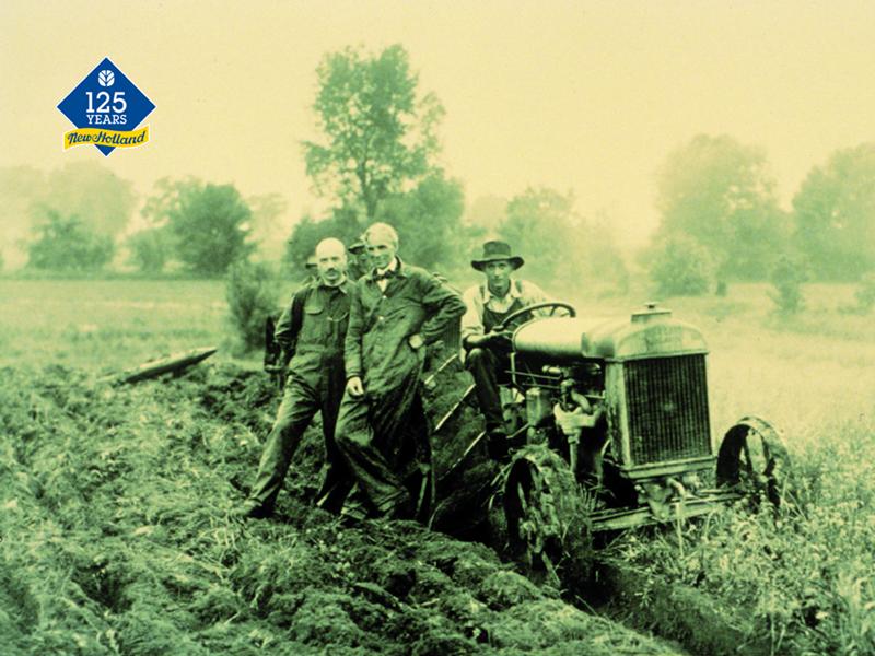 История успеха и инноваций New Holland Agriculture длиною в 125 лет