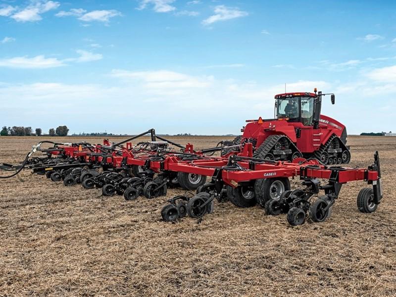 Case IH предлагает модернизированные версии машин для внесения удобрений Nutri-Placer 930 для повышения эффективности работы российских фермеров