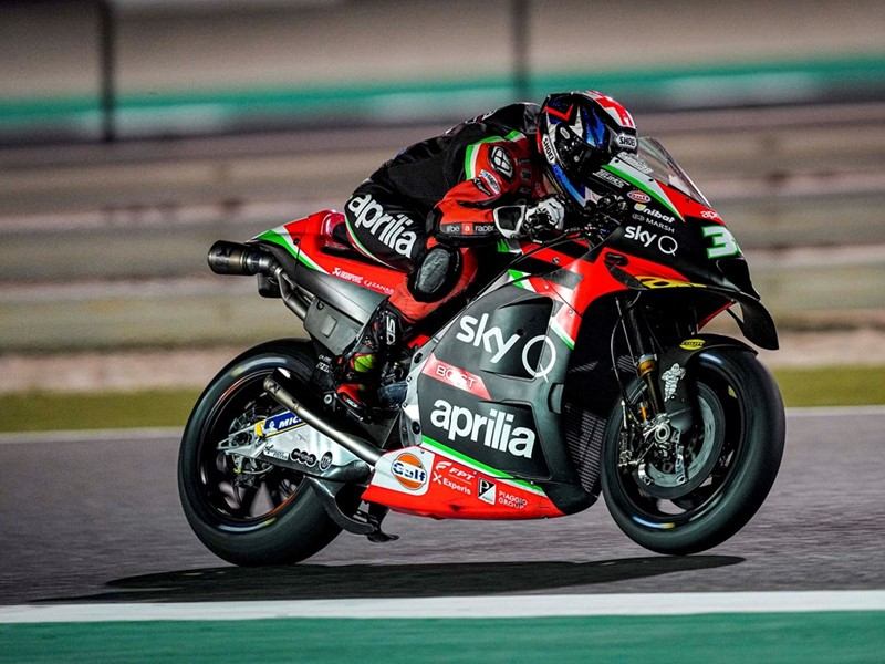 FPT INDUSTRIAL IS BACK ON THE TRACK: AN OFFICIAL PARTNER OF THE APRILIA RACING TEAM IN THE MOTOGP WORLD CHAMPIONSHIP
