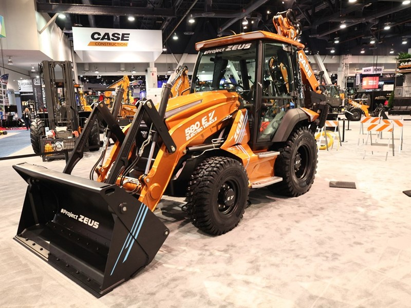 """Behind the Wheel: CNH Industrial electrifies the construction industry with """"ProjectZeus"""""""