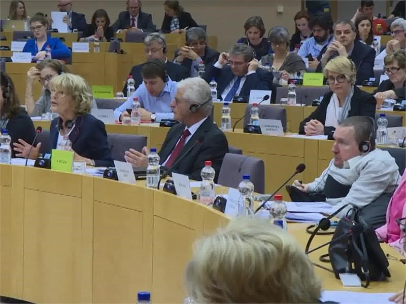 EU long-term budget, posted workers, anti-dumping, Golden Visas