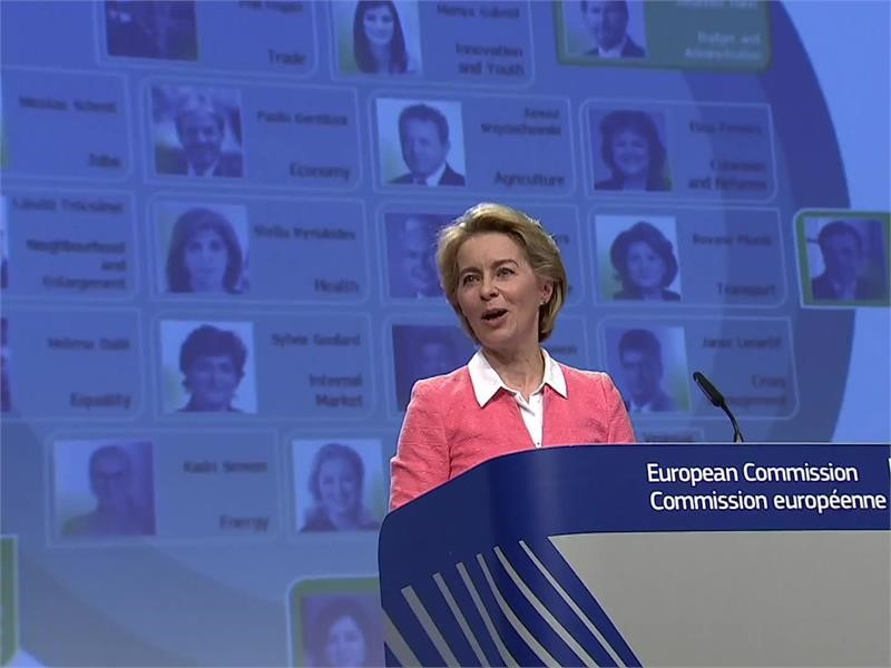New Commission with EPP in key roles for Europe´s future