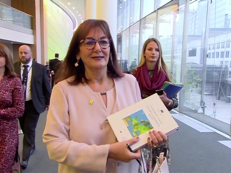 EP Commissioner Hearings: Dubravka Šuica showed her commitment to democracy