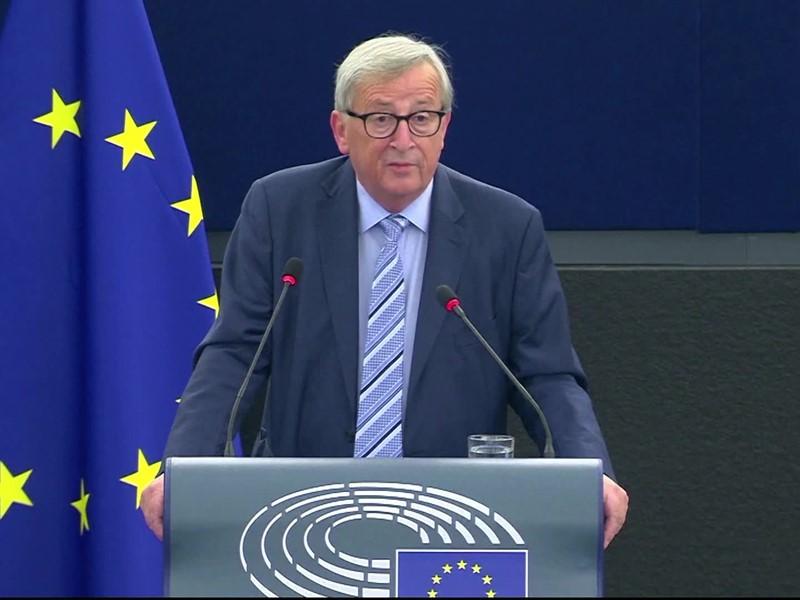Thomas Cook, Juncker, Extremism, Turkey-Syria