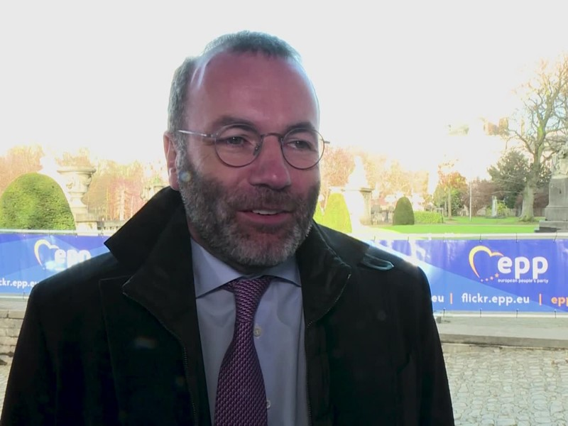 UK elections: Manfred Weber,  EPP Group Chairman,  calls for clarity