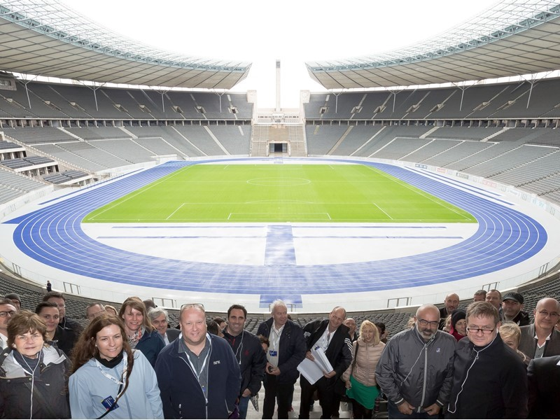 Glasgow And Berlin Come Together To Host 2018 European Championships World Broadcaster Meeting