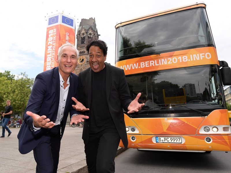 More than 250,000 tickets sold for Berlin 2018 European Championships