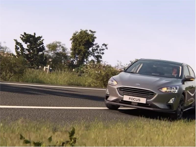 New Tech for All-New Ford Focus Could Help Prevent the Nightmare of Wrong-Way Drivers on the Motorway