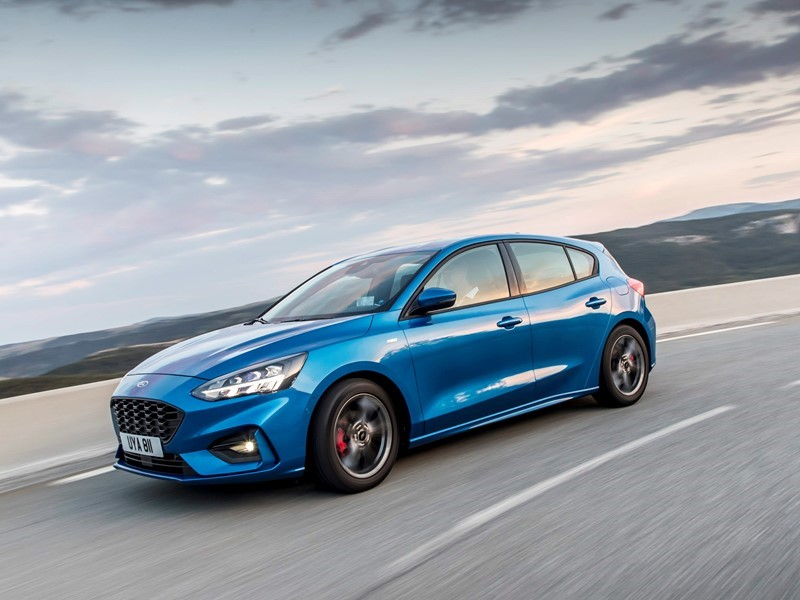 All-new Ford Focus Offers More Space Than Ever for Kids Heading Back to School Up to 2 Centimetres Taller
