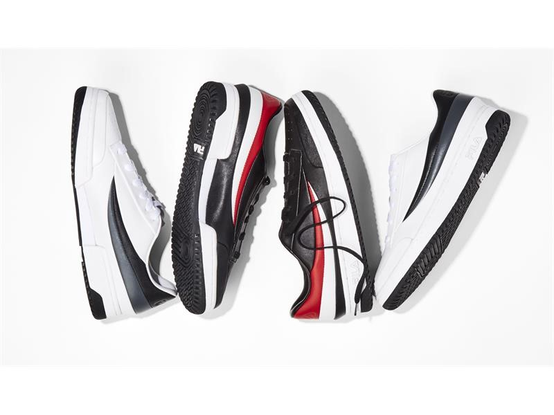 FILA and Barneys New York Launch Exclusive Men's Apparel and Footwear Collection