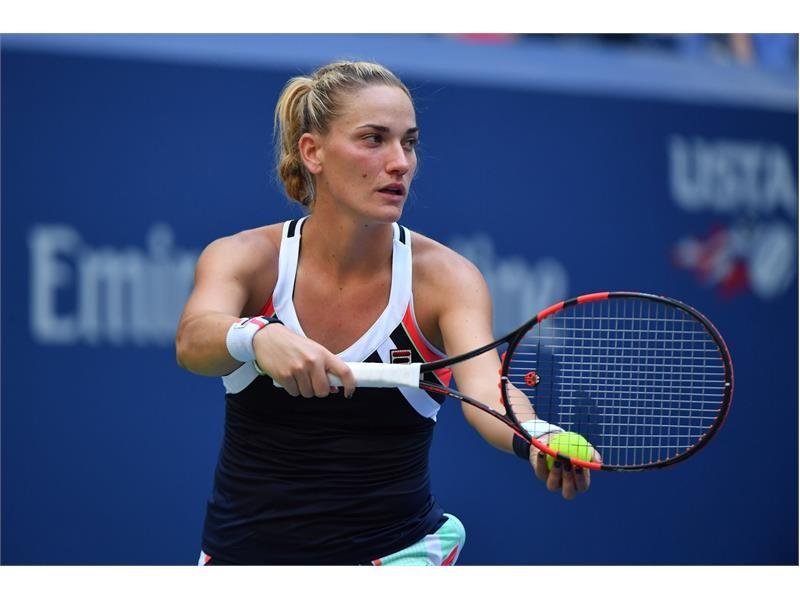 FILA Tennis Athlete Timea Babos Wins Kremlin Cup Doubles Title