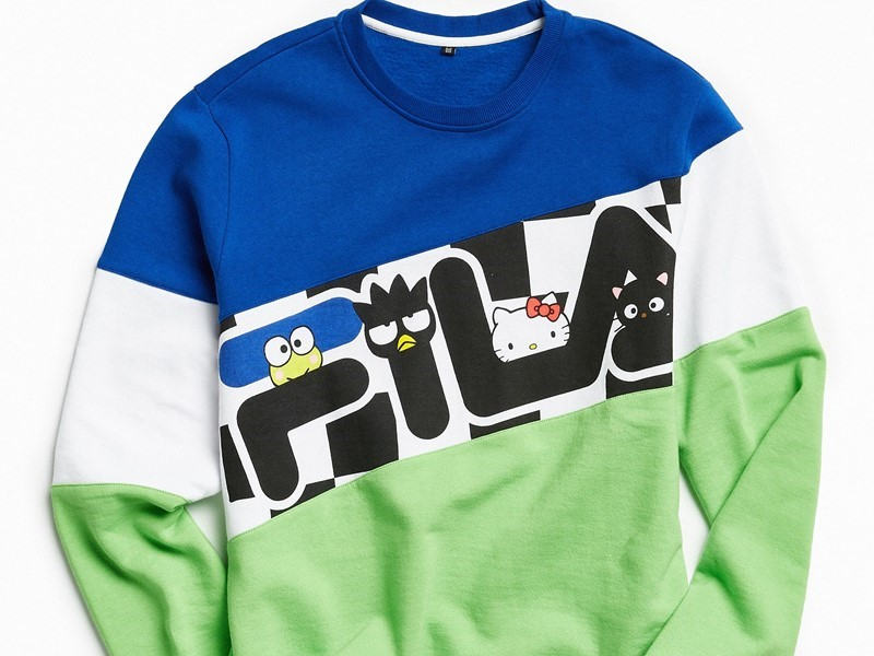 FILA x Sanrio Collection Featuring Hello Kitty Launches at Urban Outfitters
