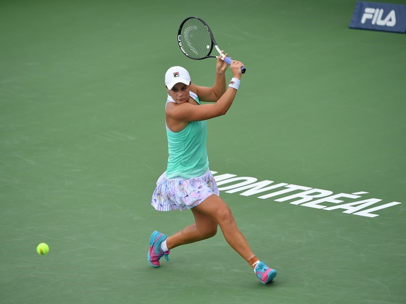 Ashleigh Barty Claims Another Doubles Title At FILA-Sponsored Rogers Cup