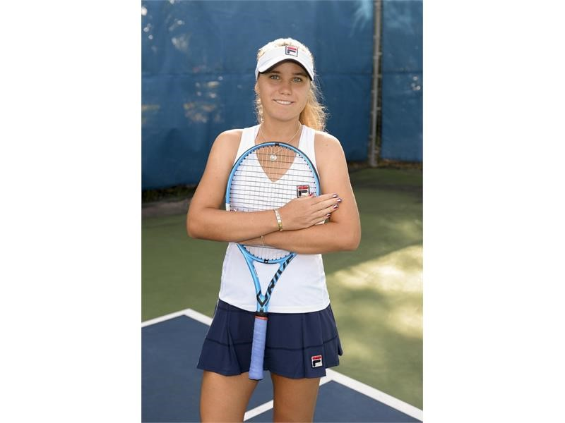 FILA Signs Sponsorship Agreement with WTA Rising Star Sofia Kenin