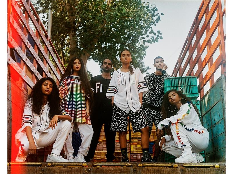 FILA India Announces First Ever Heritage Collaboration with Indian-Canadian Streetwear Label NORBLAC