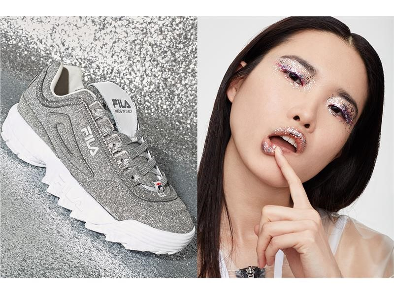 FILA Launches Special-Edition Disruptor 2 Made in Italy Design