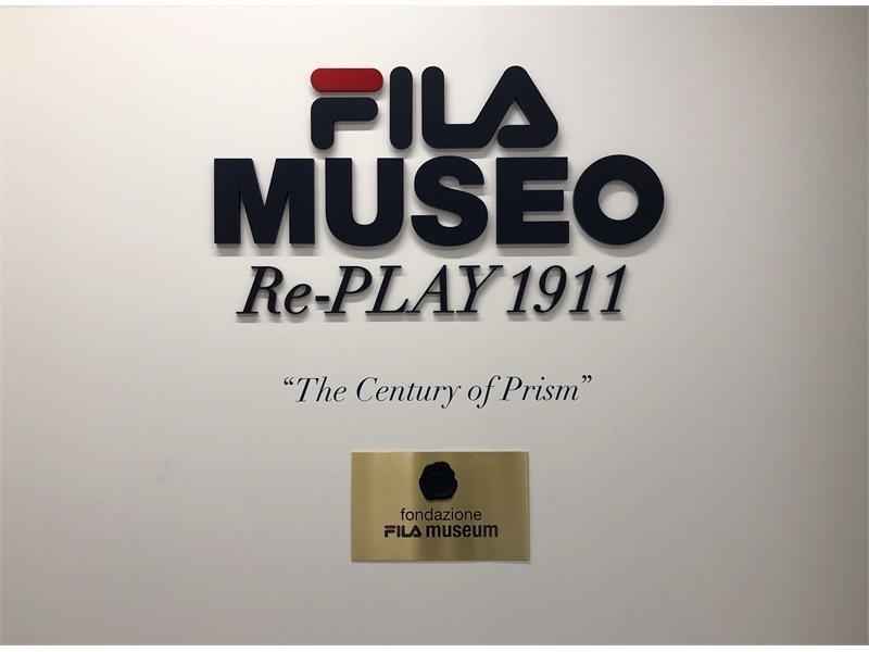 "FILA Korea Introduces FILA Museo Re-PLAY 1911: ""The Century of Prism"""