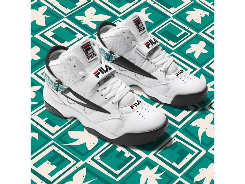 """FILA Launches Limited-Edition Spoiler x Grant Hill """"Draft Day"""" Silhouette"""