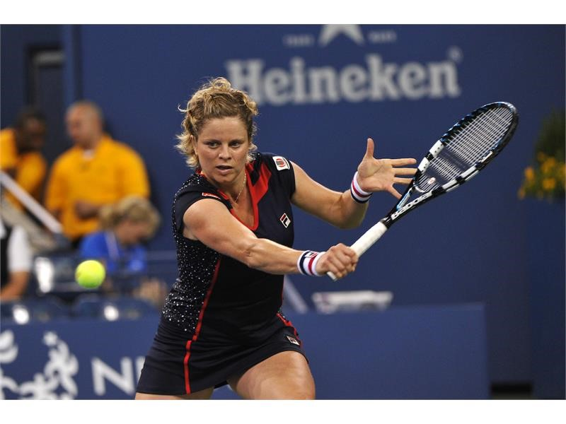 FILA Ambassador and Former World No. 1 Kim Clijsters Announces Return to Professional Tennis