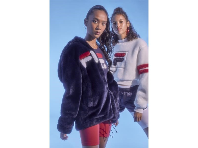 FILA Launches New Women's Heritage Capsule Collection