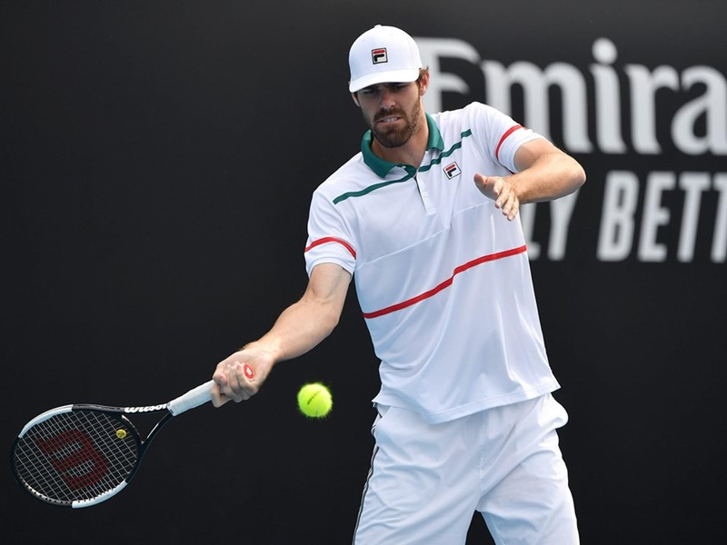 FILA Signs Sponsorship Agreement with ATP Tour Rising American Star Reilly Opelka
