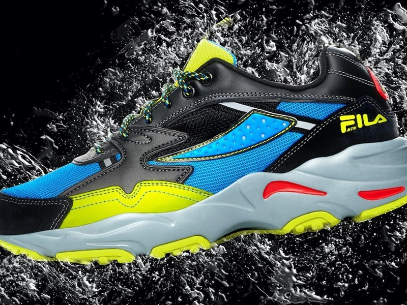 FILA Launches its Newest Sneaker Model, the Trail Tracer