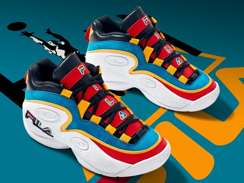 FILA Launches GH3ONE3 Collection Exclusively on FILA.com