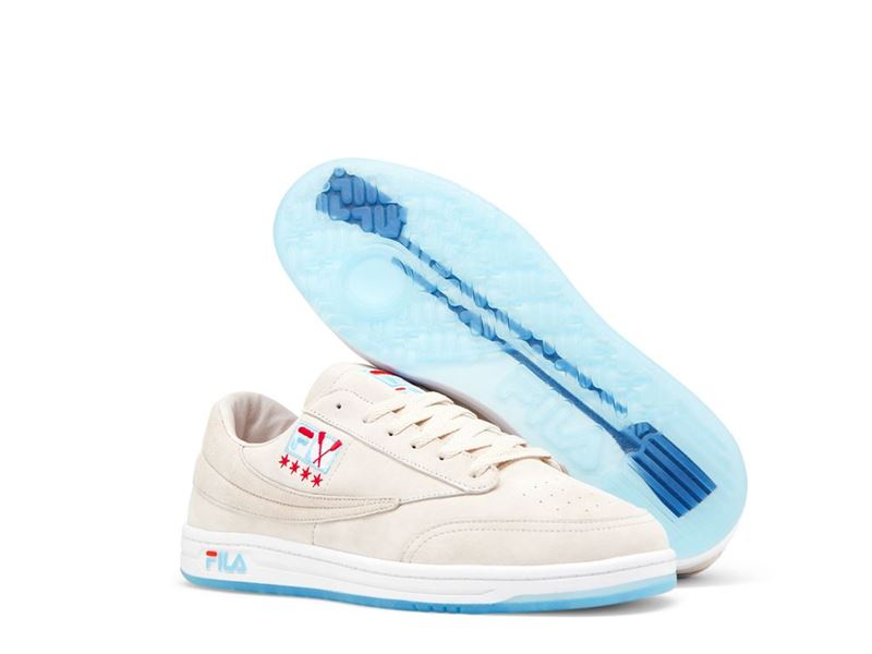 """FILA Celebrates """"A Most Beautiful Thing"""" With Custom Tennis 88 Sneaker and Tee"""