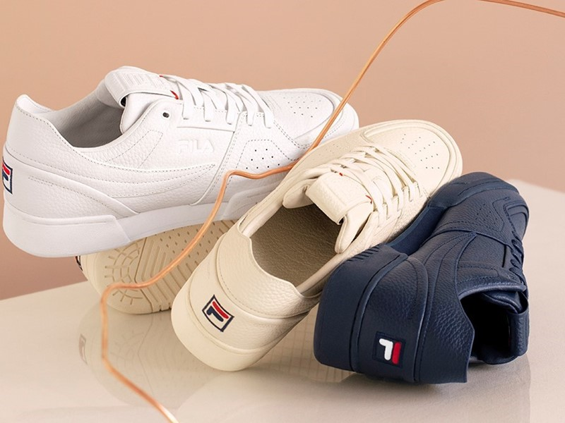 Introducing FILA's Original Tennis LX & Centa
