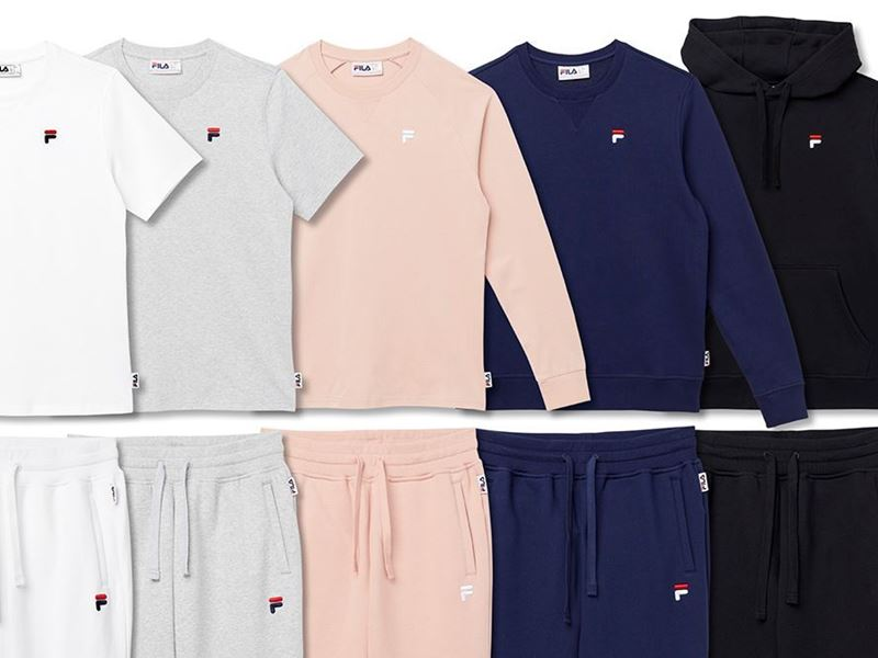 Introducing Elevated Essentials by FILA