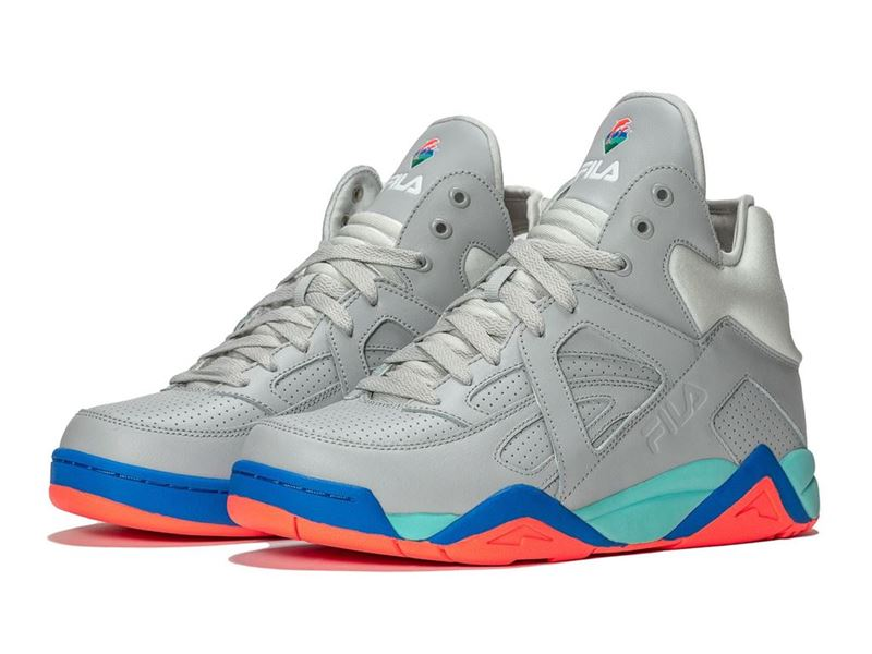 FILA North America and Pink Dolphin Partner for a Third Time, Bringing Back the Cage in a New Colorw