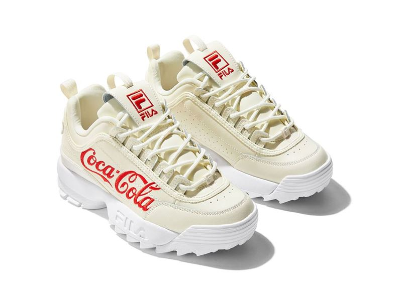 Coca-Cola® and FILA Launch an Apparel and Footwear Collaboration that Offers Timeless Classics and W
