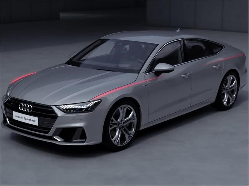 World Premiere of the Audi A7 Sportback