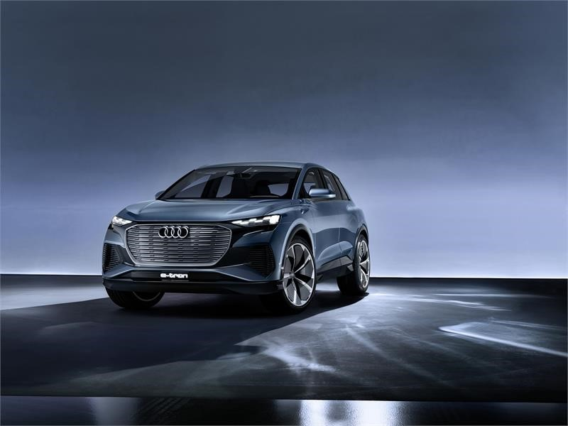 Audi at the Geneva International Motor Show